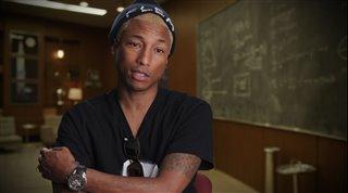 hidden-figures-exclusive-clip---pharrell-williams Video Thumbnail