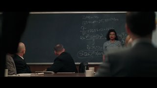 "Hidden Figures Movie Clip - ""Give or Take"" Video Thumbnail"