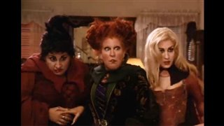HOCUS POCUS Trailer Video Thumbnail
