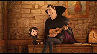 Hotel Transylvania Trailer Video Thumbnail
