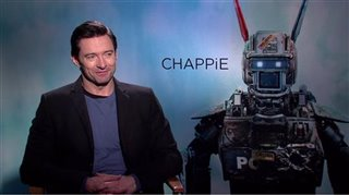 Hugh Jackman (Chappie) - Interview Video Thumbnail