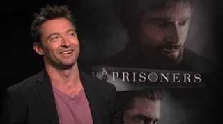 Hugh Jackman (Prisoners) - Interview Video Thumbnail