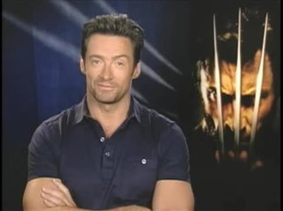 Hugh Jackman (X-Men Origins: Wolverine) - Interview Video Thumbnail