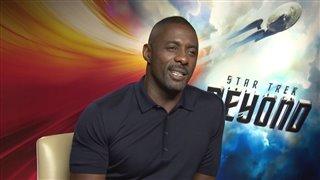 Idris Elba Interview - Star Trek Beyond Video Thumbnail