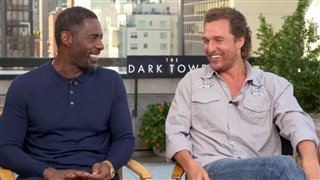 idris-elba-matthew-mcconaughey-interview-the-dark-tower Video Thumbnail