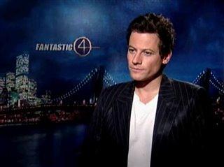 IOAN GRUFFUDD - FANTASTIC FOUR - Interview Video Thumbnail