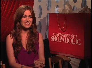 Isla Fisher (Confessions of a Shopaholic)- Interview Video Thumbnail