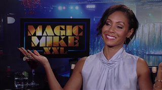 Jada Pinkett Smith Interview - Magic Mike XXL Video Thumbnail