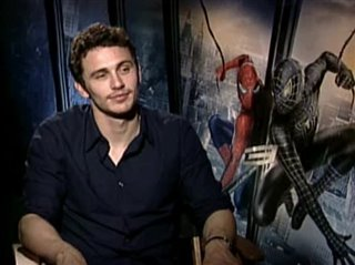 james-franco-spider-man-3 Video Thumbnail