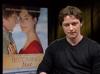 james-mcavoy-becoming-jane Video Thumbnail
