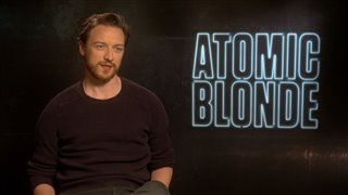 james-mcavoy-interview-atomic-blonde Video Thumbnail