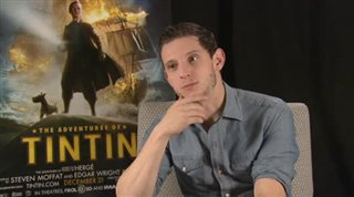 Jamie Bell (The Adventures of Tintin)- Interview Video Thumbnail