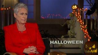 jamie-lee-curtis-talks-halloween Video Thumbnail