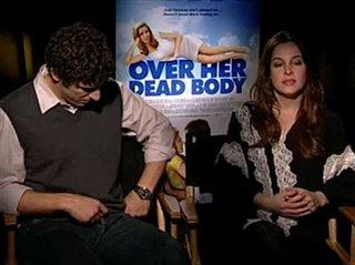 Jason Biggs & Lindsay Sloane (Over Her Dead Body)- Interview Video Thumbnail