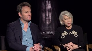 Jason Clarke & Helen Mirren Interview - Winchester Video Thumbnail