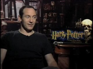Jason Isaacs (Harry Potter and the Chamber of Secrets) - Interview Video Thumbnail
