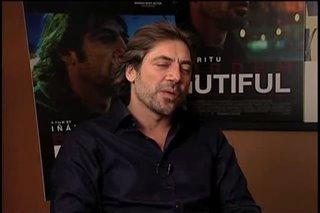 Javier Bardem (Biutiful)- Interview Video Thumbnail
