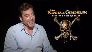 javier-bardem-interview-pirates-of-the-caribbean-dead-men-tell-no-tales Video Thumbnail