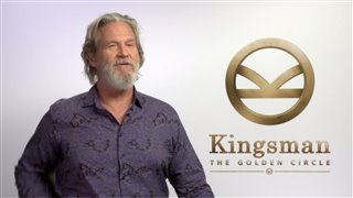 jeff-bridges-interview-kingsman-the-golden-circle Video Thumbnail