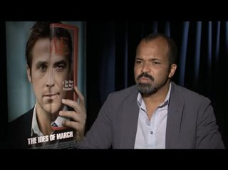 Jeffrey Wright (The Ides of March)- Interview Video Thumbnail