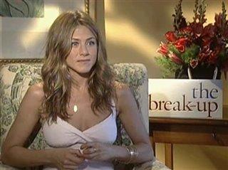 JENNIFER ANISTON (THE BREAK-UP) - Interview Video Thumbnail