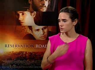 Jennifer Connelly (Reservation Road)- Interview Video Thumbnail