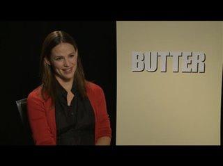 Jennifer Garner (Butter) - Interview Video Thumbnail