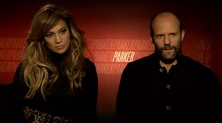 Jennifer Lopez & Jason Statham (Parker) - Interview Video Thumbnail