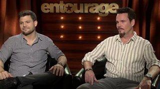 Jerry Ferrara & Kevin Dillon (Entourage)- Interview Video Thumbnail
