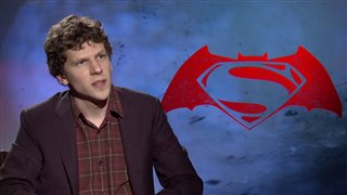 jesse-eisenberg-interview-batman-v-superman-dawn-of-justice Video Thumbnail