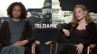 jessica-chastain-gugu-mbatha-raw-interview-miss-sloane Video Thumbnail