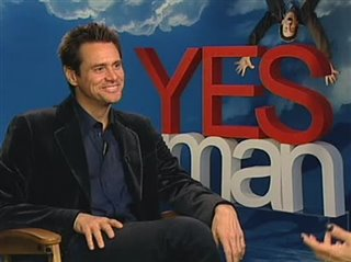 Jim Carrey (Yes Man)- Interview Video Thumbnail