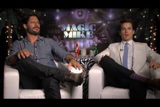 joe-manganiello-matt-bomer-magic-mike Video Thumbnail