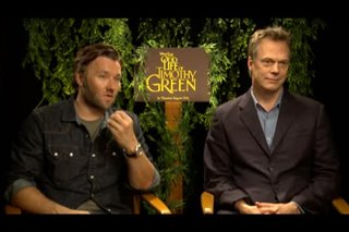 joel-edgerton-peter-hedges-the-odd-life-of-timothy-green Video Thumbnail