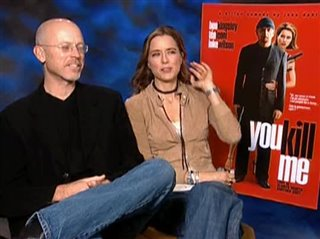 John Dahl & Téa Leoni (You Kill Me)- Interview Video Thumbnail