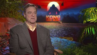 john-goodman-interview-kong-skull-island Video Thumbnail