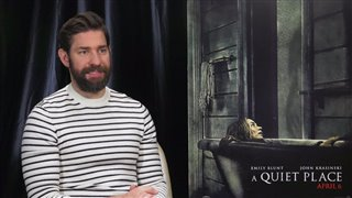 john-krasinski-interview-a-quiet-place Video Thumbnail