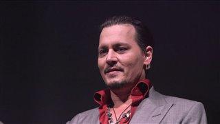 johnny-depp-black-mass-red-carpet-at-tiff Video Thumbnail