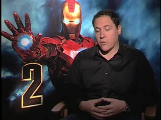 Jon Favreau (Iron Man 2)- Interview