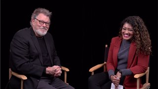 Jonathan Frakes talks about directing 'Star Trek Discovery' - Interview Video Thumbnail