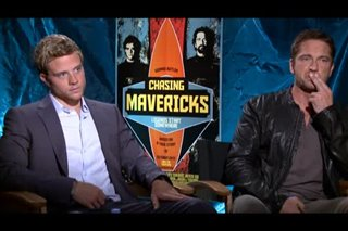 jonny-weston-gerard-butler-chasing-mavericks Video Thumbnail