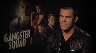 Josh Brolin (Gangster Squad) - Interview Video Thumbnail