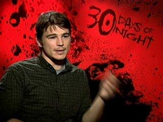 Josh Hartnett (30 Days of Night)- Interview Video Thumbnail