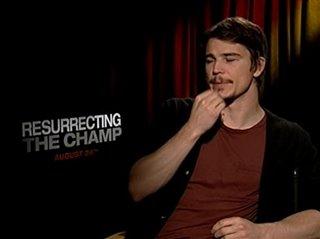 Josh Hartnett (Resurrecting the Champ)- Interview Video Thumbnail