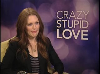 Julianne Moore (Crazy, Stupid, Love.)- Interview Video Thumbnail