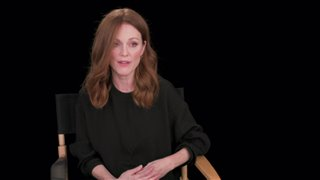 Julianne Moore Interview - Suburbicon Video Thumbnail
