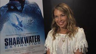 Julie Andersen talks 'Sharkwater Extinction' Video Thumbnail