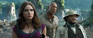 'Jumanji: The Next Level' Trailer #2 Video Thumbnail