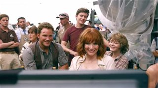 "Jurassic World featurette - ""Welcome to Jurassic World"" Video Thumbnail"
