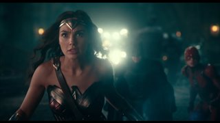 "Justice League Movie Clip - ""I'll Take It From Here"" Video Thumbnail"